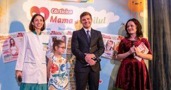 """Catena a lansat proiectul """"Carticica Mama si Copilul"""""""