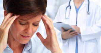 Anevrismul cerebral. Nu treceti cu vederea durerile de cap!