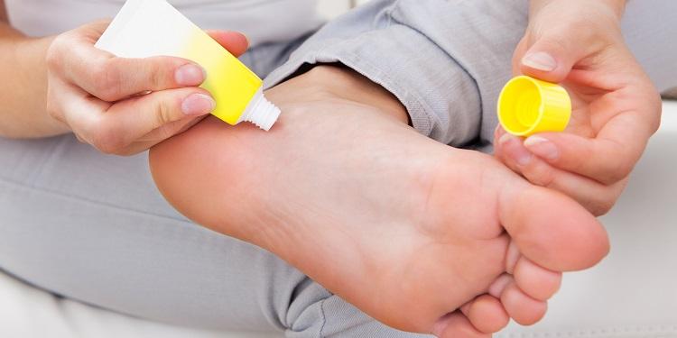 picior diabetic vara