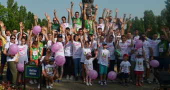"""HAPPY RUN – Race for the cure"" ajunge la cea de-a cincea ediție"