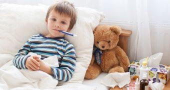 De ce unii copii răcesc mai des?