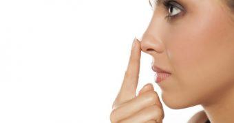 Nasul omului poate detecta până la un trilion de mirosuri diferite!