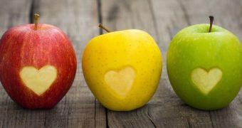Un măr pe zi ţine doctorul la distanţă