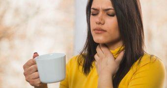 Plante care vă scapă de durerile în gât