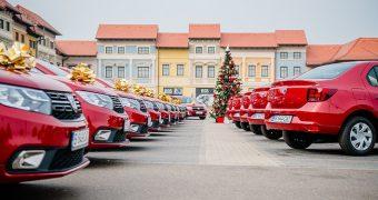 Extragerea pentru desemnarea câștigătorilor celor 20 de autoturisme Dacia, oferite de Catena, în direct la România TV