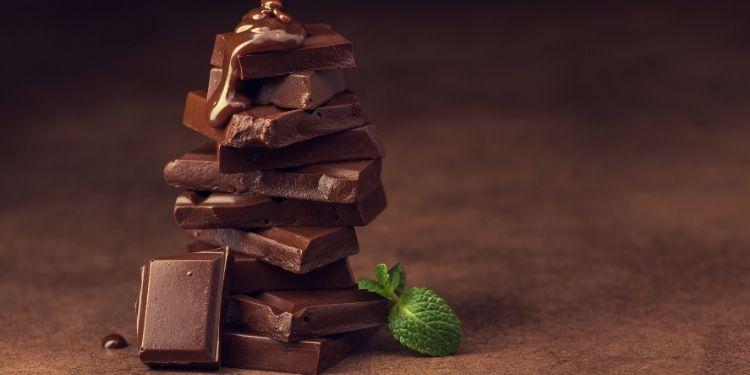 ciocolată, ciocolată neagră, cacao,