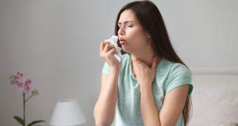 Simptomele alergiilor se agravează şi în timpul iernii