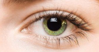 Ochii verzi sunt cei mai rari din lume
