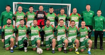 Catena Racing Team, vicecampioană a turneului european de fotbal de la Milano