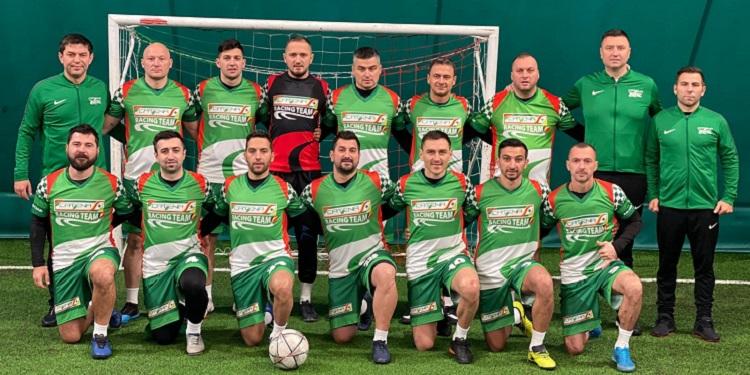 Catena Racing Team, vicecampioană a turneului european de fotbal de la Milano