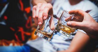 Consumul de alcool este contraindicat în tulburările de anxietate