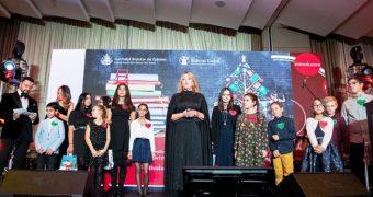 Catena a participat și în acest an la Festivalul Brazilor de Crăciun, în sprijinul copiilor din medii defavorizate