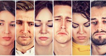 Depresia poate fi de trei tipuri