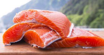 (P) Peștele de Alaska – 3 motive pentru care este necesar în dietele antiinflamatorii
