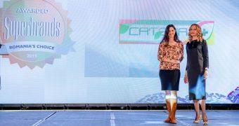 Catena a fost desemnată un Superbrand al businessului din România