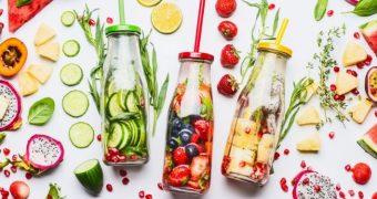 Combinaţii spectaculoase de fructe pentru micul dejun