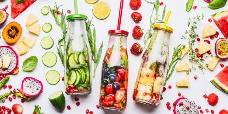 combinatii de fructe, vitamine, antioxidanti, minerale, radicali liberi,