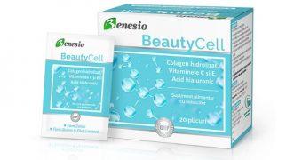 BeautyCell – Colagen, acid hialuronic, antioxidanţi. Formula sănătăţii şi frumuseţii!