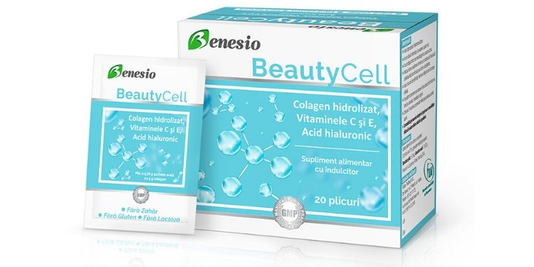 BeautyCell, colagen, acid hialuronic, catena, supliment alimentar, frumusete, articulatii, Naticol®,