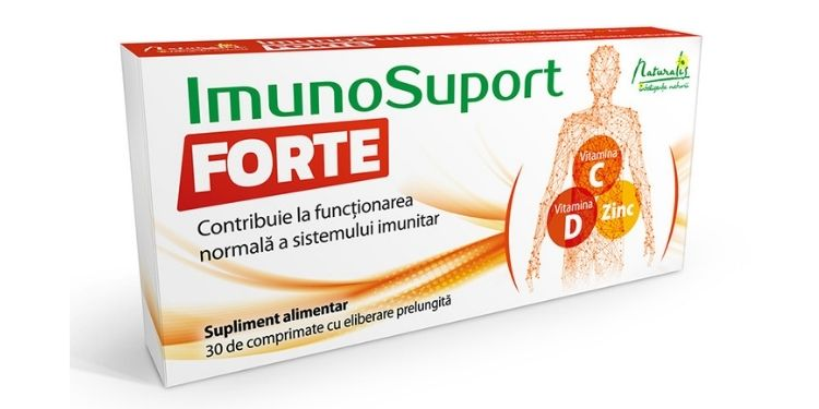 imunosuport forte naturalis, catena, sistemul imunitar, supliment alimentar, vitamine, minerale, infecţiile acute de tract respirator,