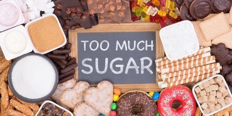 efectele zahărului asupra digestiei, zahăr, digestie, fructoza, balonare, gaze, colesterol,