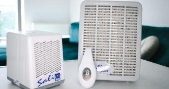 (P) Salinizarea aerului dintr-o încăpere – metodă suplimentară benefică în tratamentul bolilor respiratorii