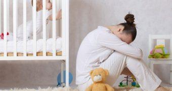 Depresia postnatală poate dura până la trei ani