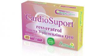 CardioSuport – susţine sănătatea cardiovasculară