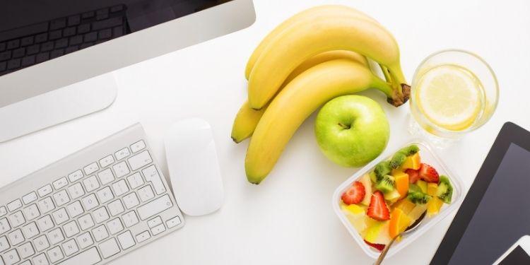 birou, sănătos, mâncat sănătos,