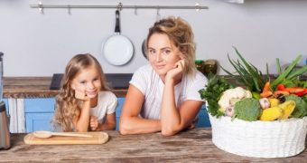Dieta vegană la copii poate provoca întârzieri ale procesului de creştere