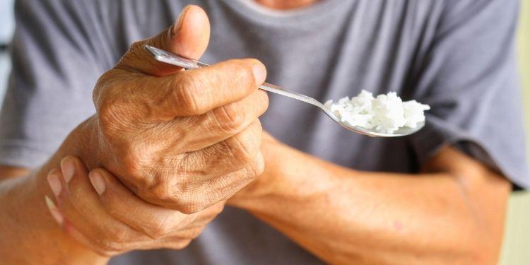 Parkinson, vitamina C, vitamina E,