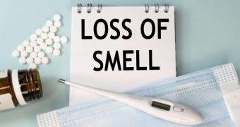 Afecţiuni care se manifestă prin pierderea mirosului