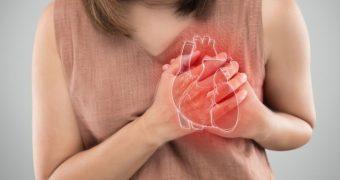 Stresul frânge inima, la propriu