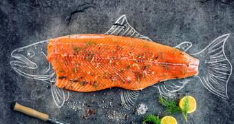Consumul de peşte poate ajuta la prevenirea bolilor cardiovasculare