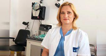"""Dr. Ana Maria Apostol: """"Puteţi rămâne cu hipoacuzie dacă otita şi perforaţia timpanului nu sunt rezolvate la timp"""""""