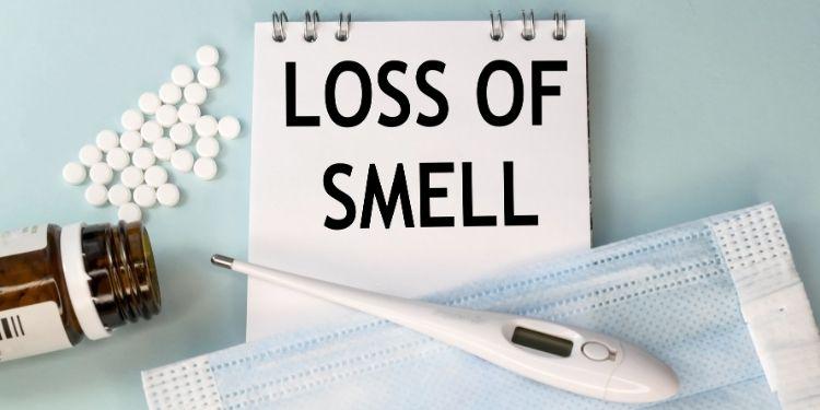 anosmie, pierderea mirosului,