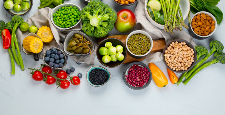 fructe şi legume, dieta portfolio, boli cardiovasculare, boli coronariene, insuficienta cardiaca, boli de inima, alimente vegetale, beneficii alimente de origine vegetala,