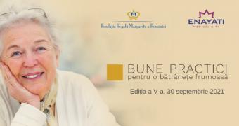 """Conferinţa naţională """"Bune practici pentru o bătrânețe frumoasă"""" aduce în prim-plan secretele senectuţii fericite"""